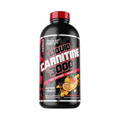 NUTREX LIQUID CARNITINE 3000 (16OZ)