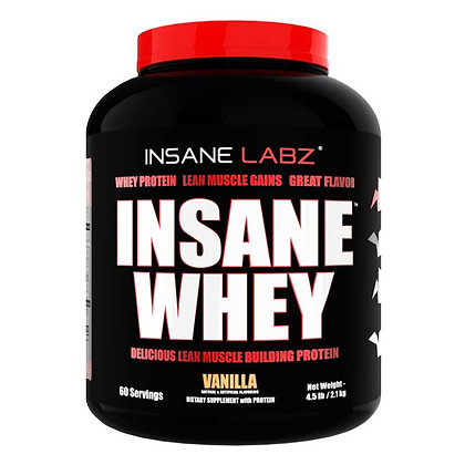INSANE LABZ WHEY (4,5LB)