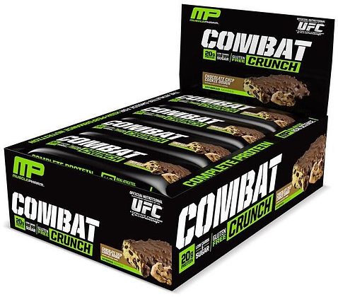 MUSCLEPHARM COMBAT CRUNCH (12bars)