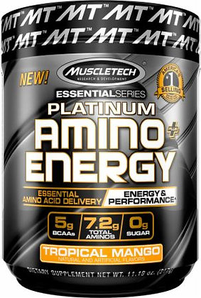 MUSCLETECH PLATINUM AMINO ENERGY (30serv)