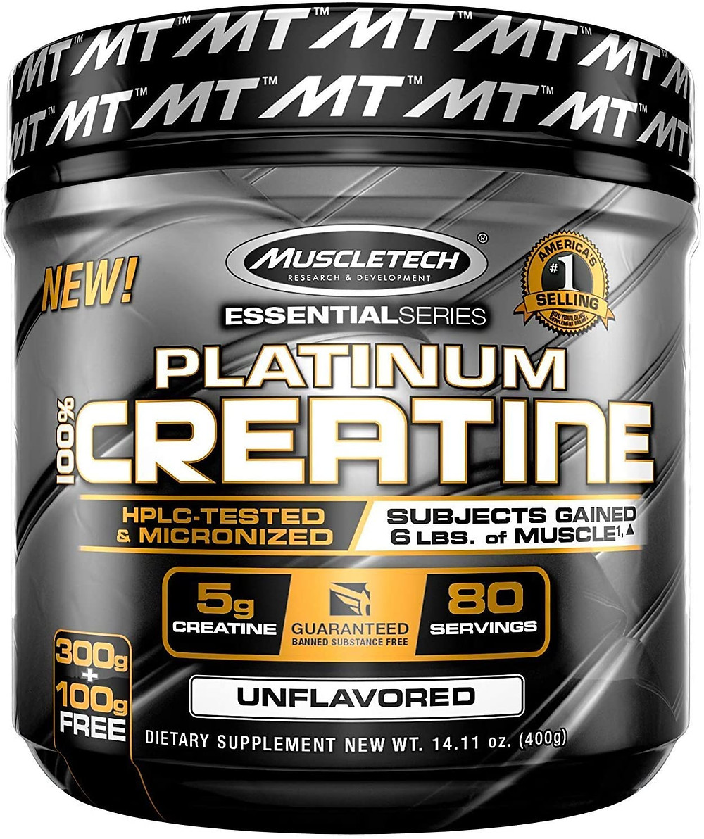 creatina muscletech platinum