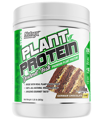 NUTREX PLANT PROTEIN (18serv)