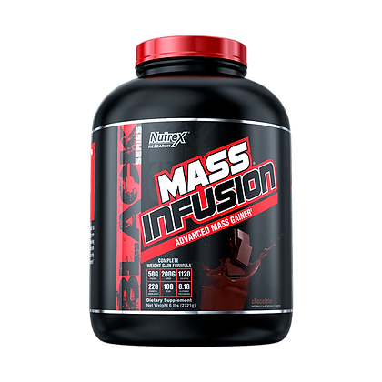 NUTREX MASS INFUSION (6LB)