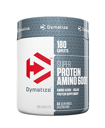 DYMATIZE SUPER PROTEIN AMINO 6000 (180caps)