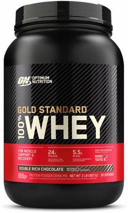 OPTIMUM NUTRITION 100% WHEY GOLD STANDARD (2LB)