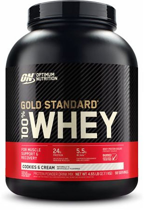 OPTIMUM NUTRITION 100% WHEY GOLD STANDARD (5LB)