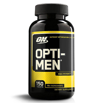OPTIMUM NUTRITION OPTI MEN (150caps))