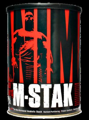 UNIVERSAL ANIMAL M-STAK (21paks)