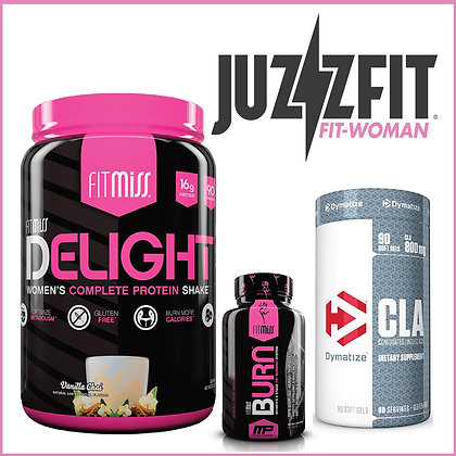 JUZZFIT FIT-WOMAN PACK