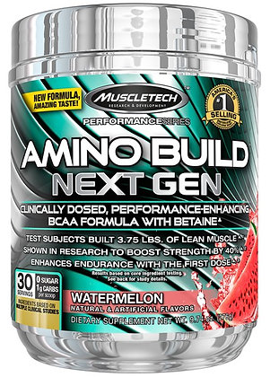 MUSCLETECH AMINO BUILD NEXT GEN (30serv)