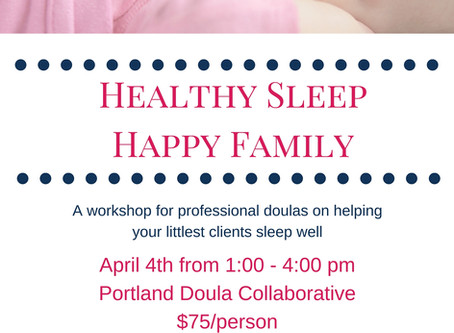Healthy Sleep For Happy Families!  With The Baby Sleep Geek