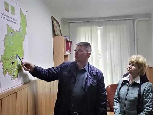 Проект взаимодействия медорганизаций и общественности реализуется в здравоохранении Алапаевска