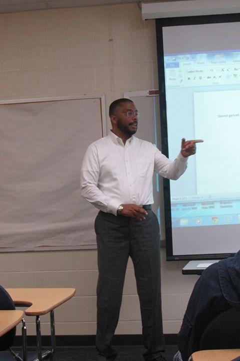 Savannah State University Lecture