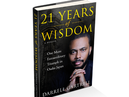21 Years of Wisdom (Hard cover)