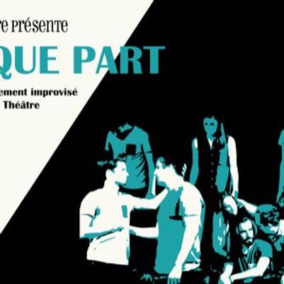 """Quelque part"" | Grand i théâtre (1)"