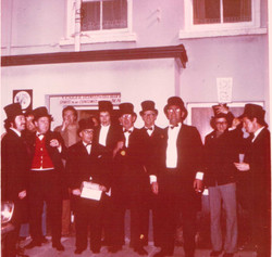 Garland Ox, 1974