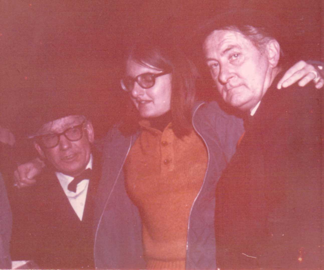 Charlie Wilson, ?, Reg Bate, 1974