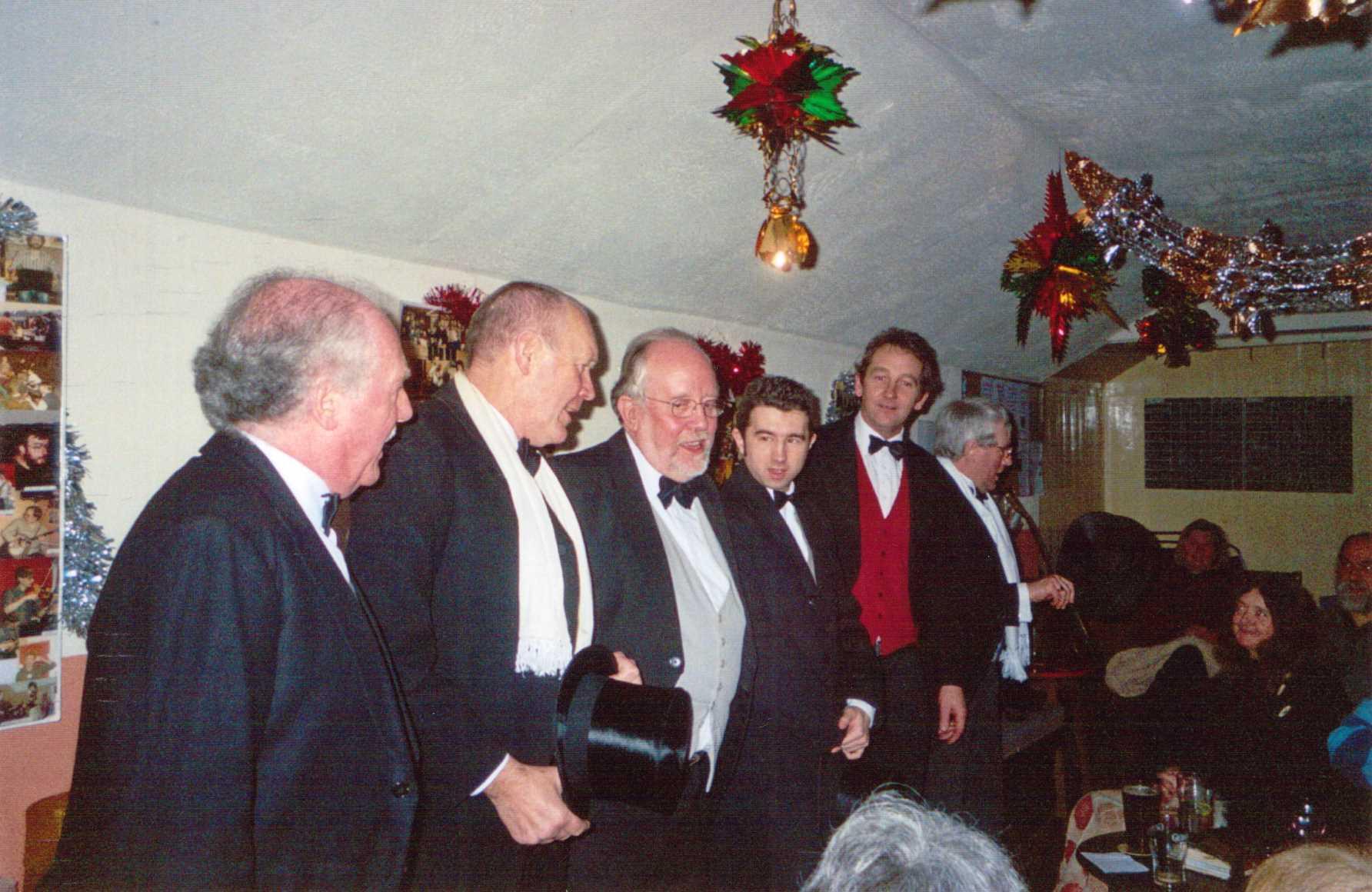 Bodmin Folk Club, 2006