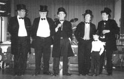 Wadebridge Folk Festival, 1986