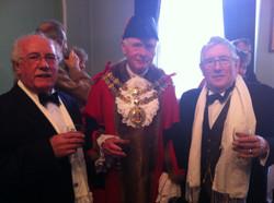 Vic, Mayor of Bodmin, Pete