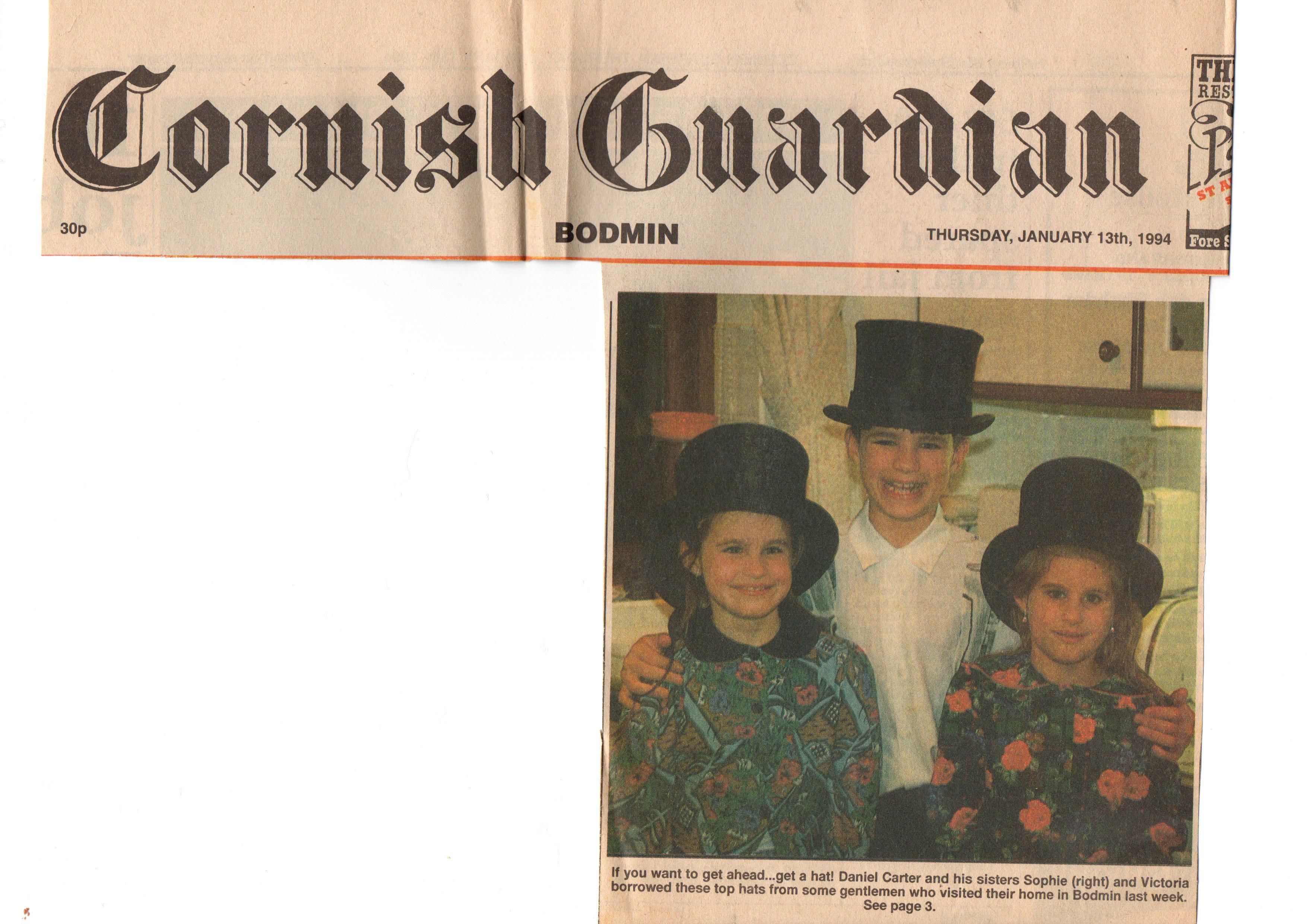 Cornish Guardian