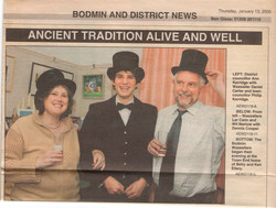 Bodmin and District News