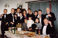 At Dan Carter's, 1994