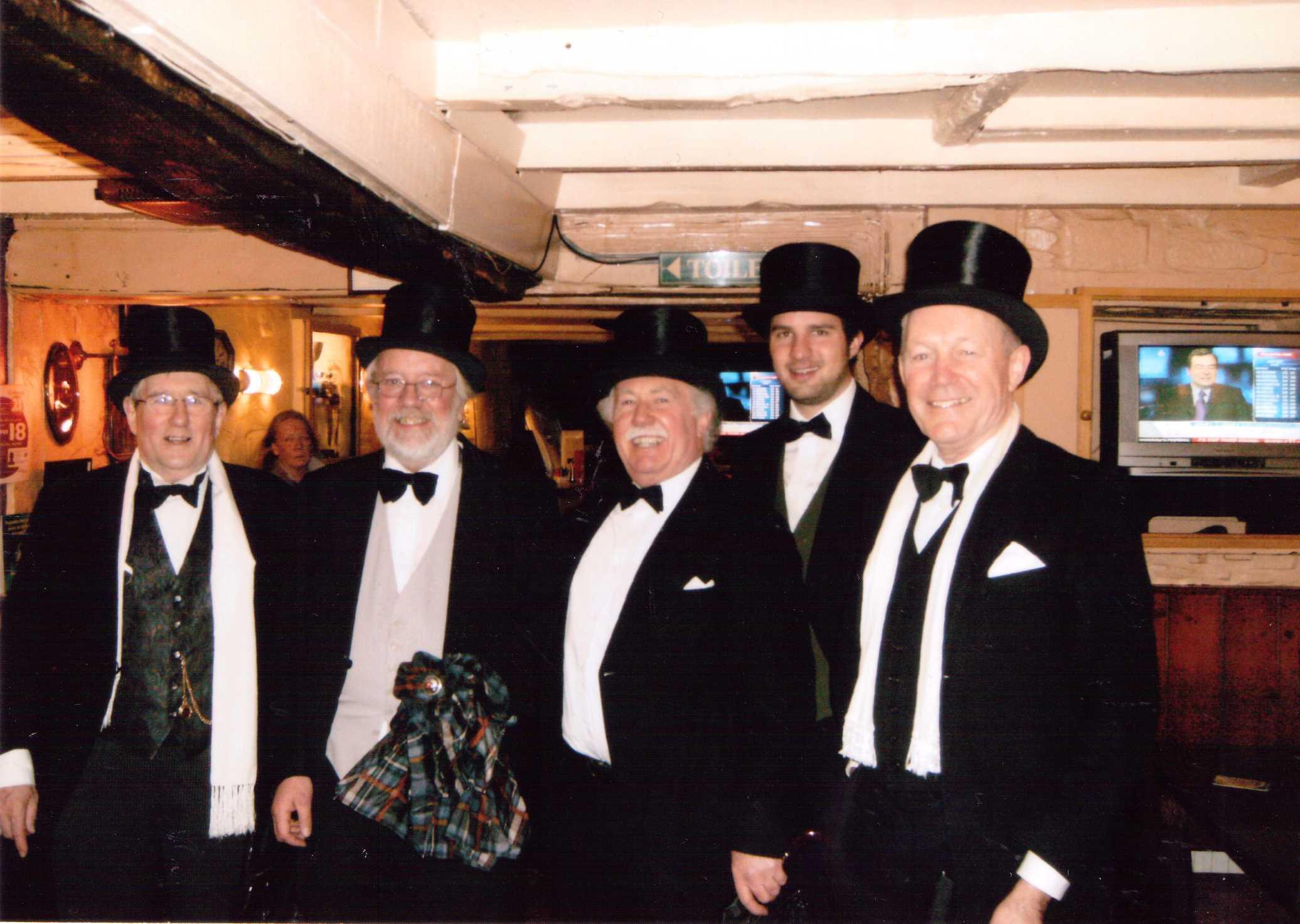 Weavers, 2008