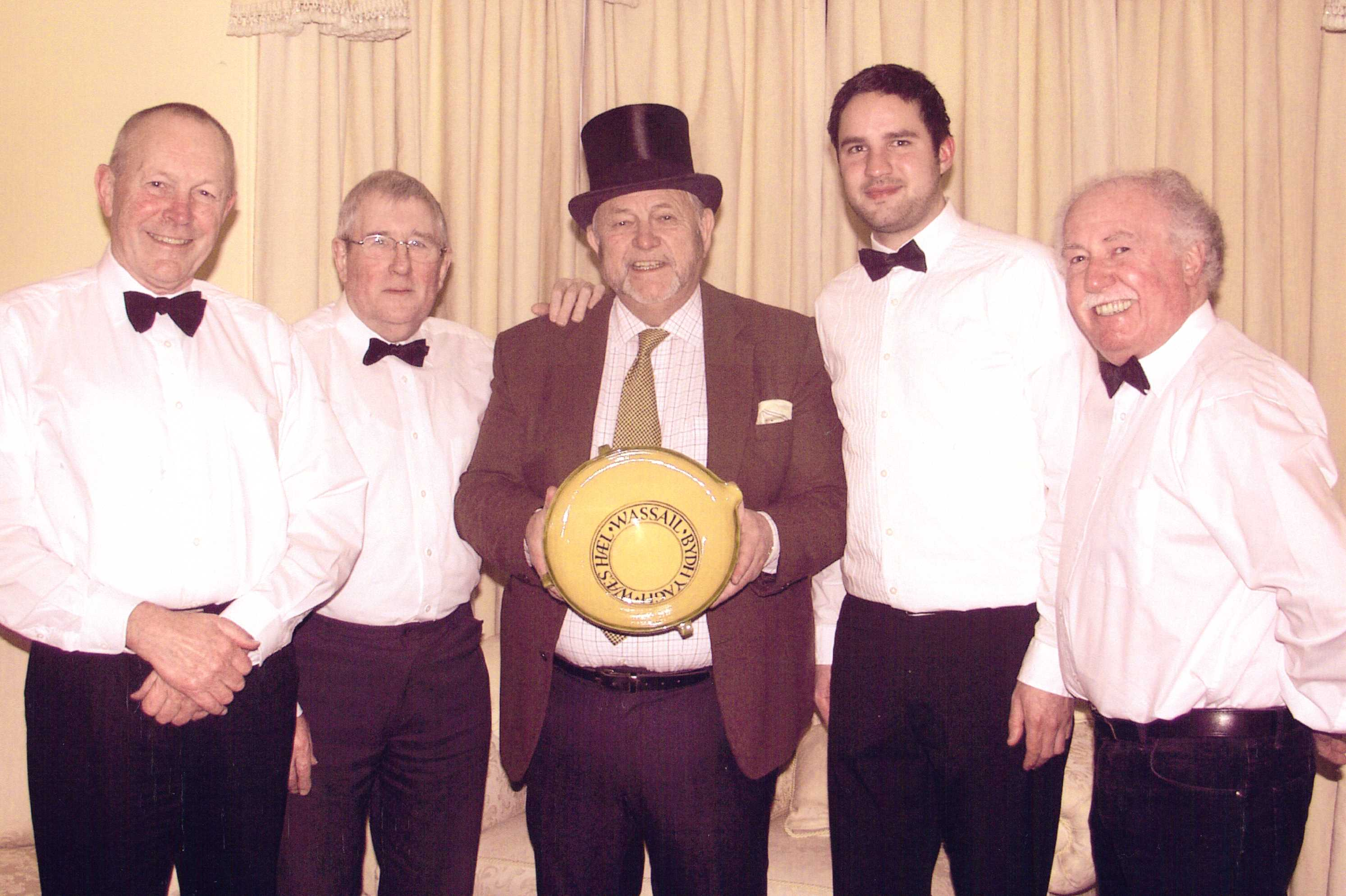With new Wassail Bowl, 2008