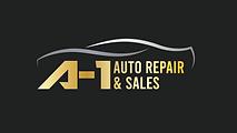 A-1 Auto logo.png