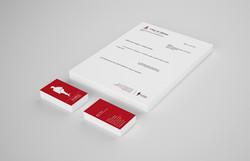Biglietto da visita carta intestata