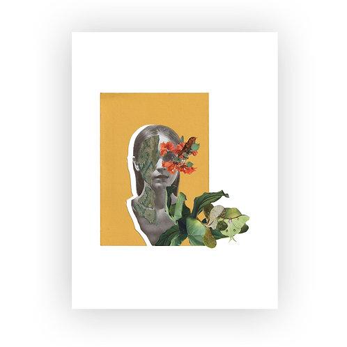 Mujer botánica #2