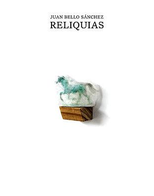 Reliquias_Portada de Rosendo Cid