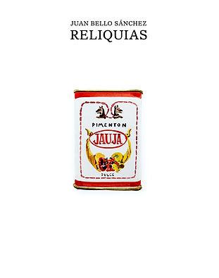 Reliquias_Portada Lara Pintos