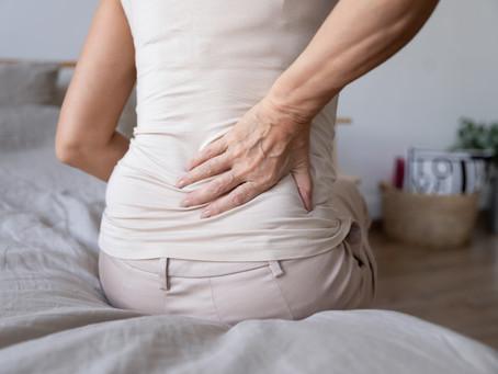 כאבי גב תחתון - תרגילים לחיזוק הגב