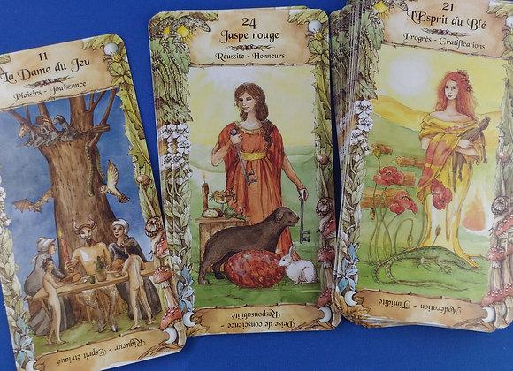 Cartes divinatoires des sorcières
