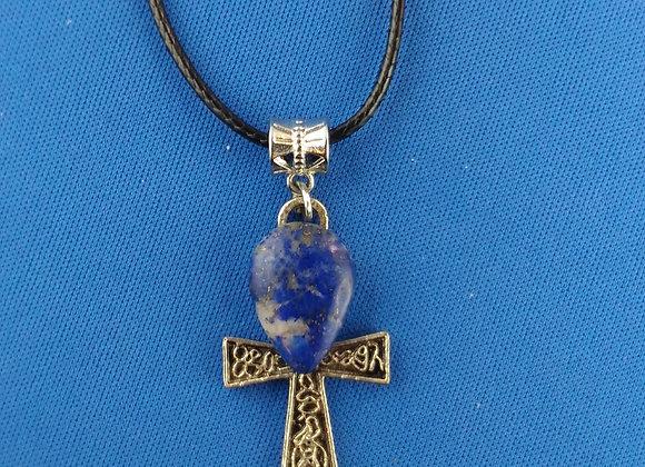 collier croix Ankh