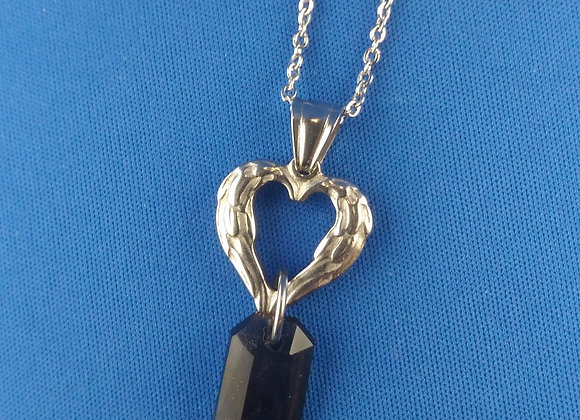 collier ailes d'anges