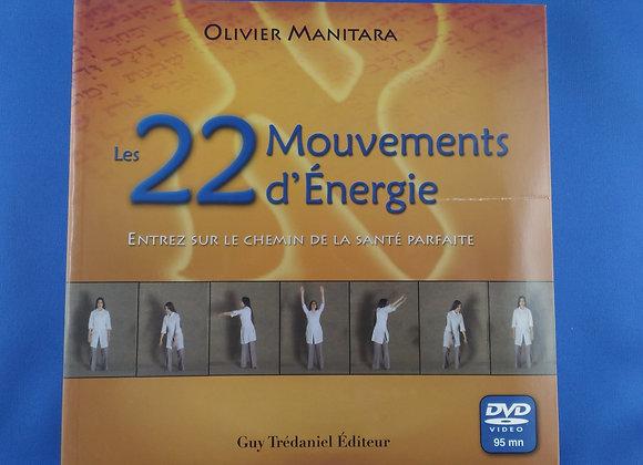 Les 22 mouvements d'énergie