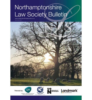 Northants Law Society Mag Issue 4 319x34