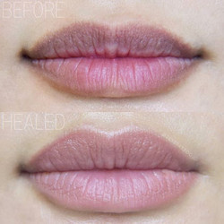 Imagine waking up to nudey lips like the