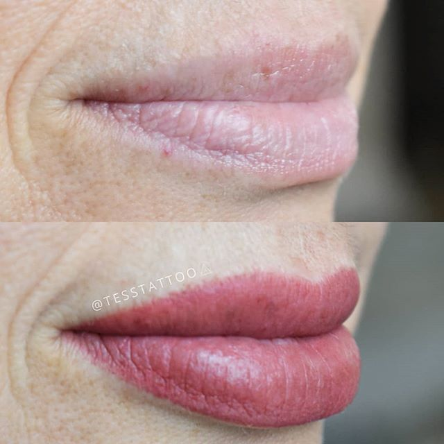 Did you know_ Lip tattooing can help sti