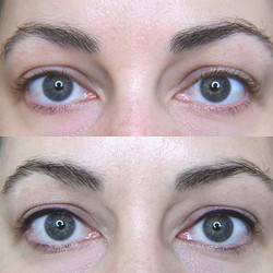 Lash liner can make your eyes pop 👀__A