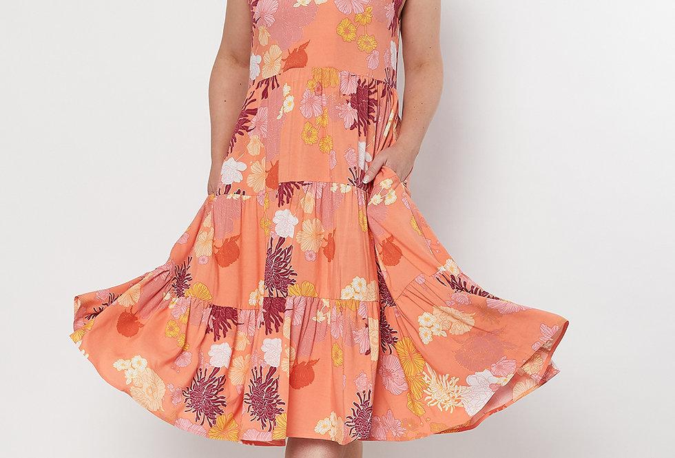 Threadz Print Dress