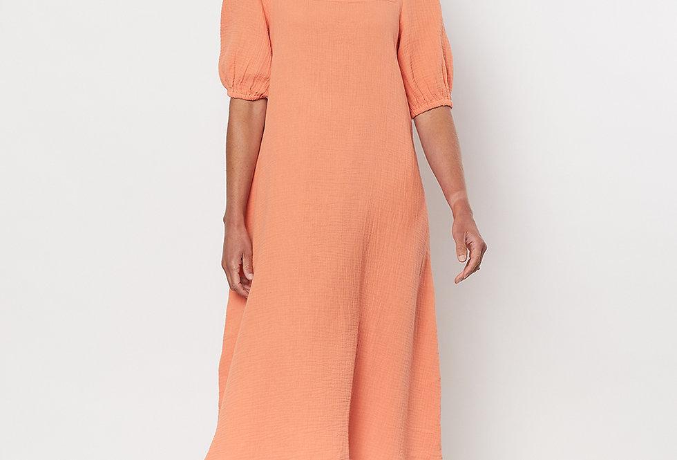 Threadz Square Neck Dress
