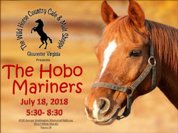 JUlY 18  2018 HOBO MARINERS