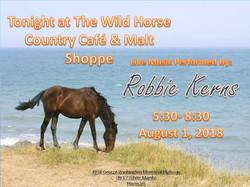 Robbie Kerns August 1