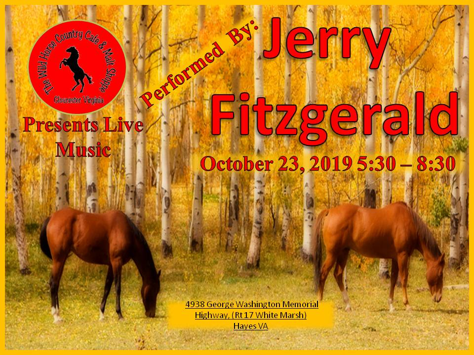Jerry Fitzgerald Oct 23 2019