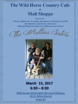 Mullins Sisters
