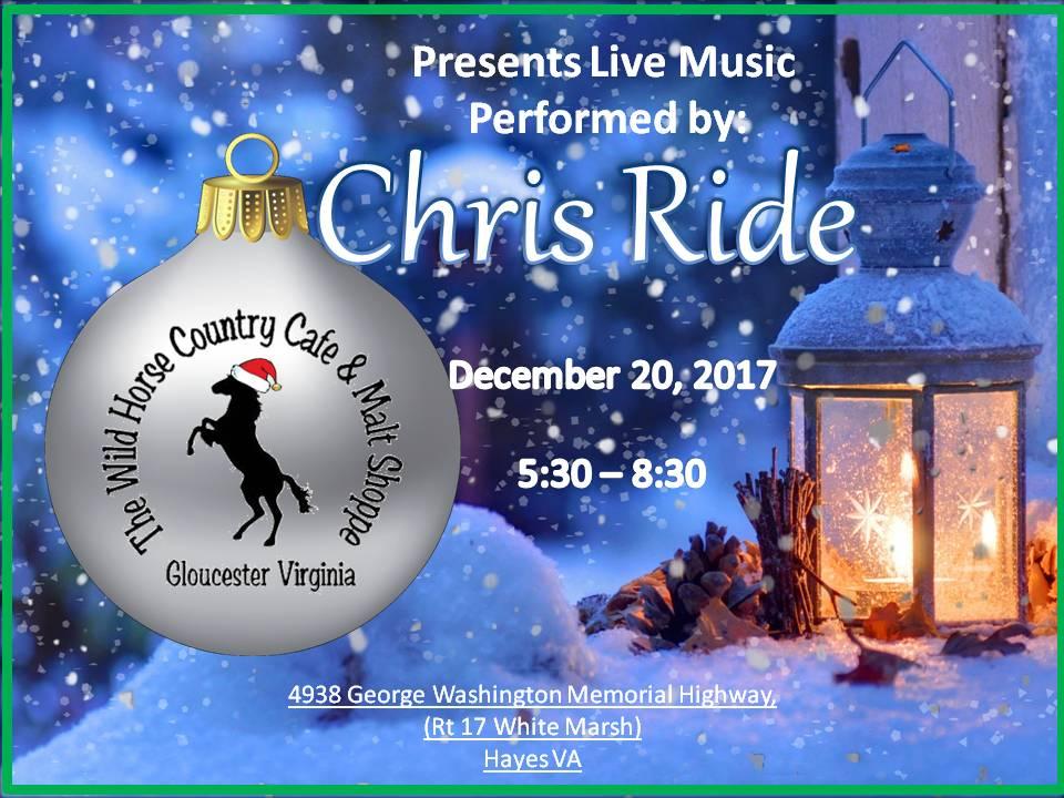 Chris Ride Dec 20